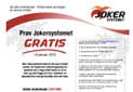 jokersystemet
